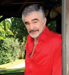 Burt Reynolds 2011